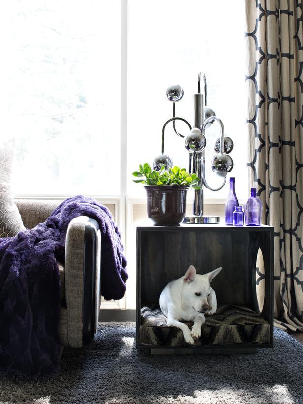 Φτιάξε μοντέρνο κρεβάτι για το κατοικίδιό σου