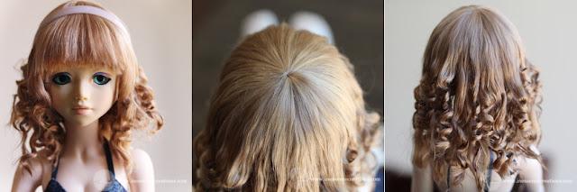 inEssence Creations - handmade alpaca wig