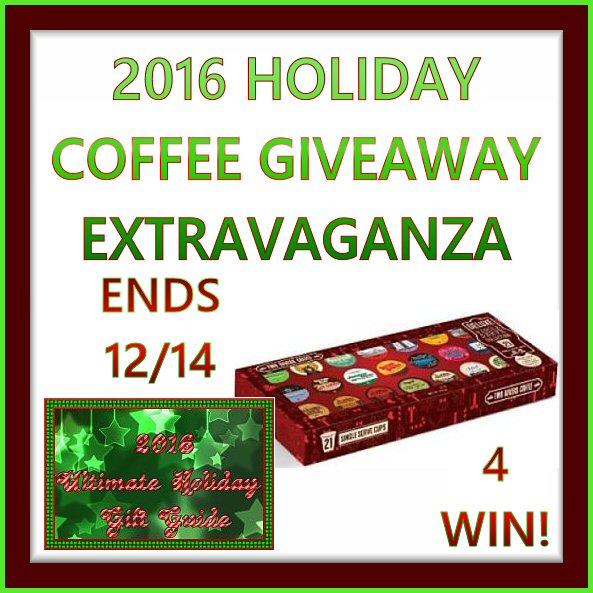 Premium Coffee Gift Set Giveaway