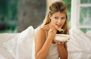 Makanan yang harus dihindari seblum tidur