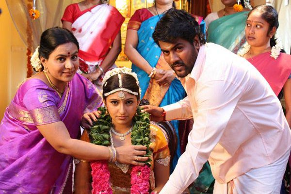 Agarathi Movie Stills
