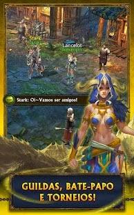 Eternity Warriors 3 Apk v2.3.0 + Data [Mega Mod]