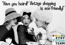 Proud Member of Etsy Vintage Team!