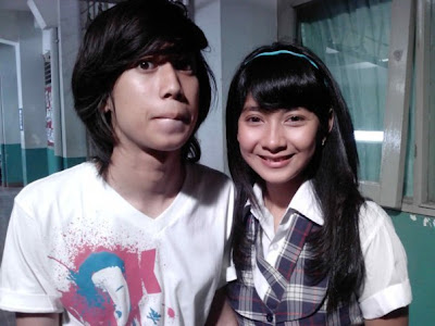 Foto Dinda Kirana Pemeran Nayla (Pesantren & Rock n Roll Season 3 SCTV ...