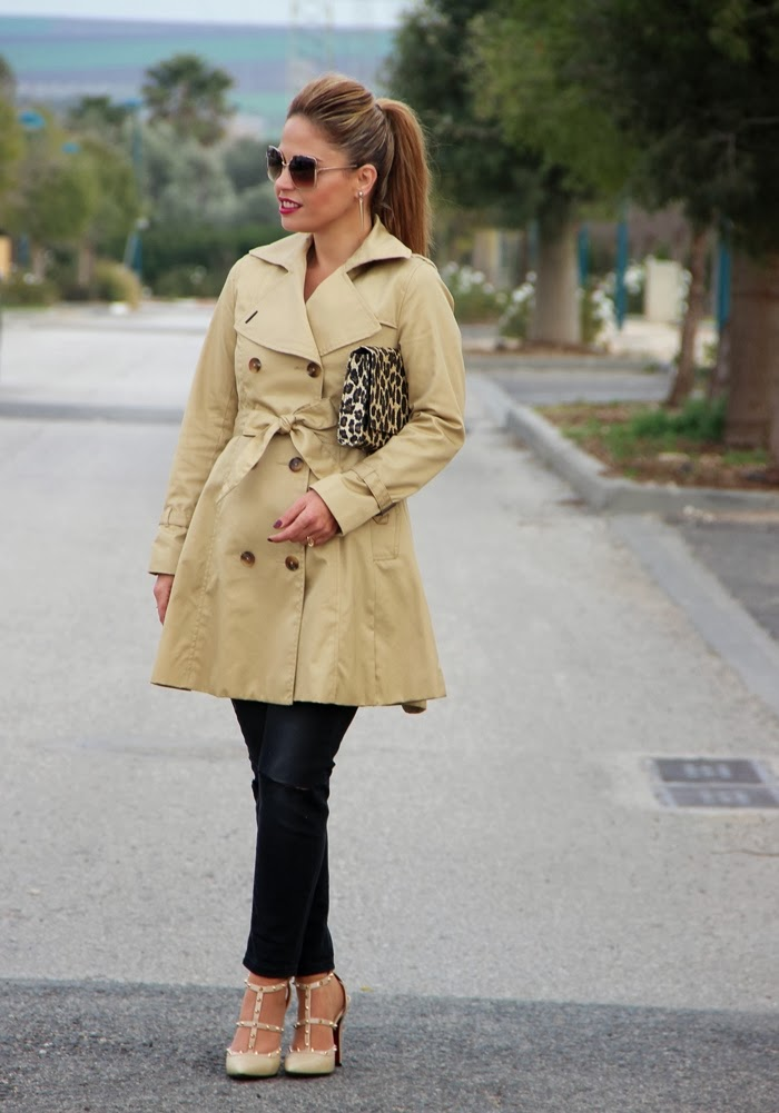 בלוג אופנה Vered'Style מעיל במקום חולצה