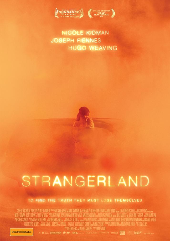 Póster: Strangerland