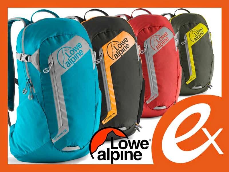 Baru!! Lowe Alpine Trail 18L (Edisi 2014)