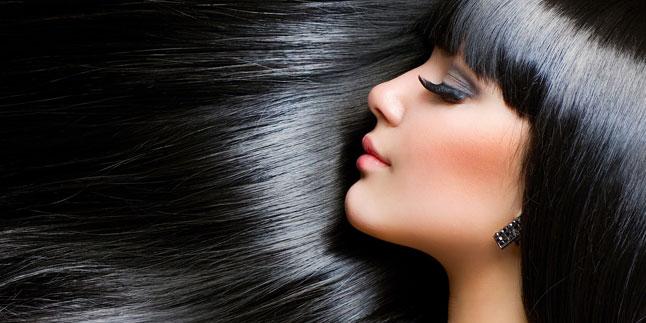 Cara Menghitamkan Rambut Secara Alami Dengan Cepat
