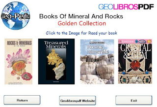 Ebooks of minerals and rocks in English | Golden collection