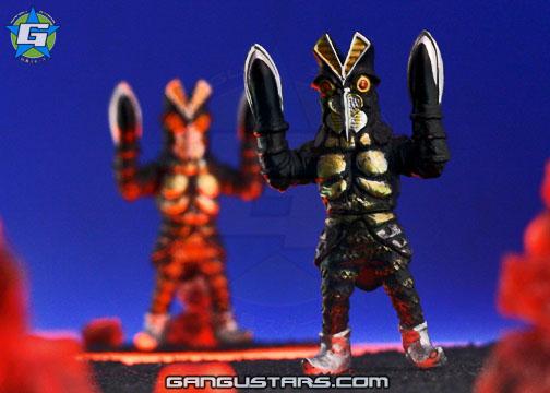 Bandai sofubi Ultraman Baltan Aliens tokusatsu Japanese monsters hero