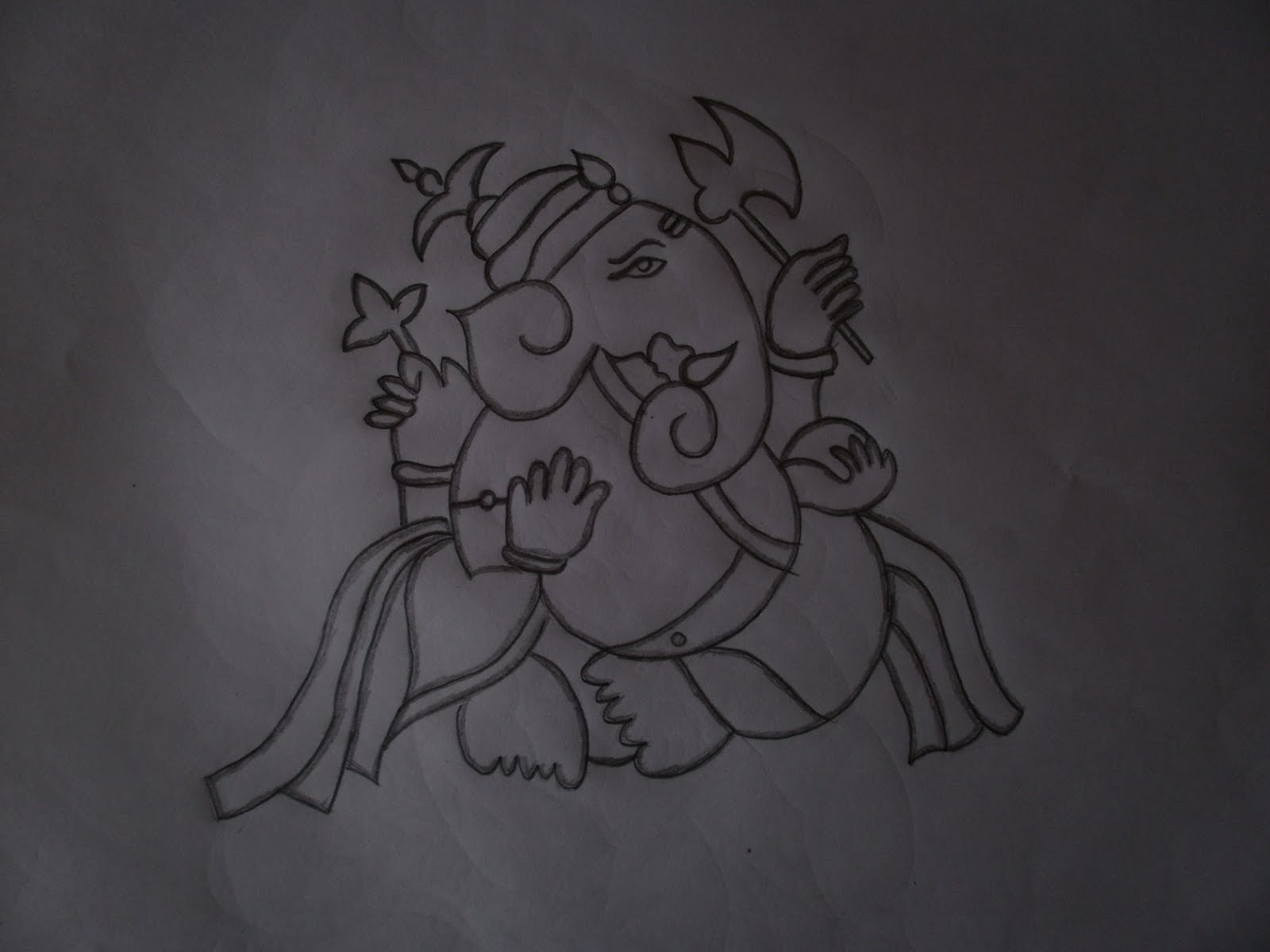 Vinayagar you might also like pencil drawings