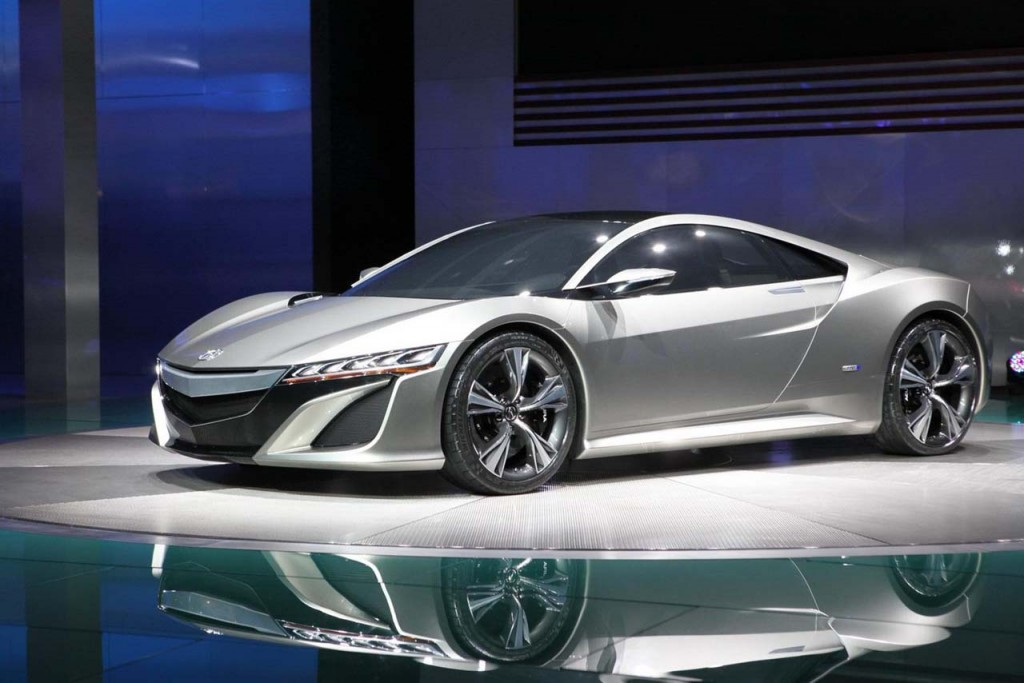 Cars Wallpaper.Gallery: 2013 Acura Nsx