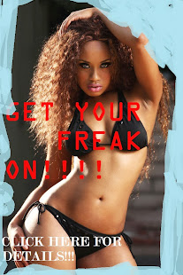 FREAK ON FRIDAY!!!