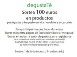 SORTEO DEGUSTAT