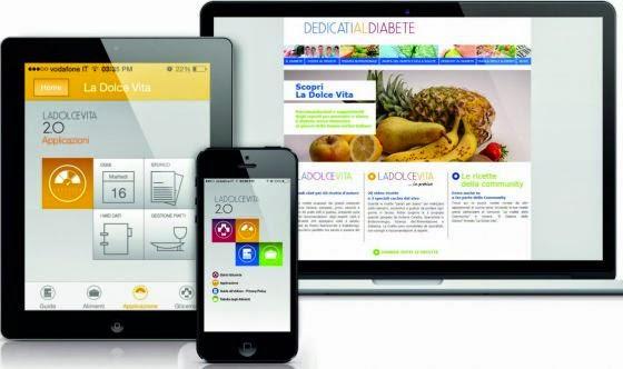 sito e app diabete