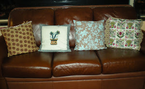 New Pillows I Made