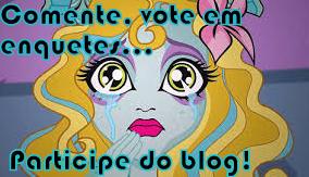 Participação no Blog