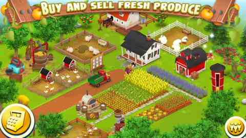Hay Day, iPhone Action Game Kids Gamess Free Download, iPhone Applications