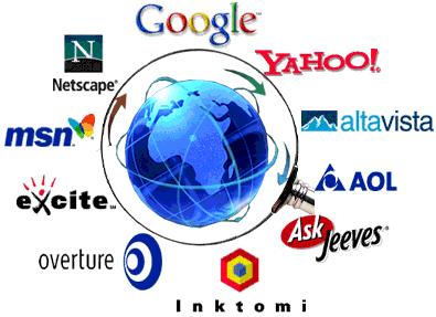 Daftar Search Enggine Terbesar Di Dunia