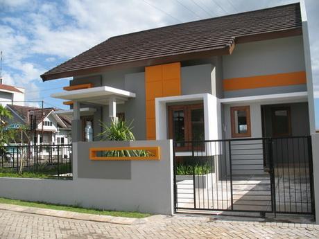 gambar rumah minimalis lantai 1 on Rumah Minimalis | Gambar Desain Rumah Minimalis | Blogger Simo