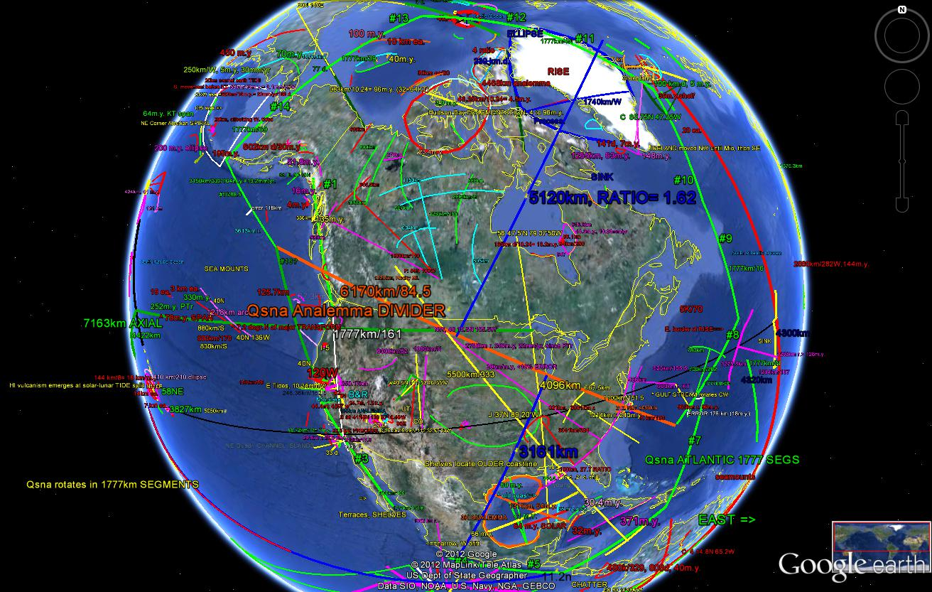 WwwPorOgleblogspotcom GRAVITATIONAL DISRUPTION At The CARDINAL - Cardinals points map us