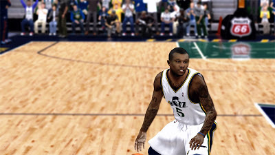 NBA 2K13 Mo Williams NBA2K Mods