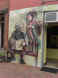 artTALK: Portsmouth Museum of Art - Street Art