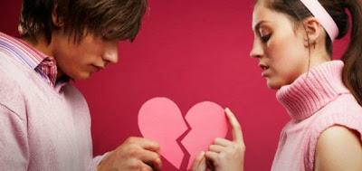 Begini Bedanya Pria dan Wanita Ketika Putus Cinta