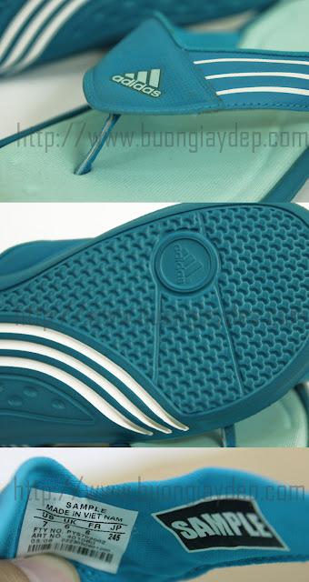 Bán sỉ dép Adidas xốp xuất khẩu xịn