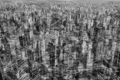 Michael Najjar Netropolis: São Paulo