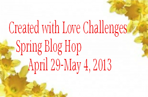 Spring Blog-Hop coming soon