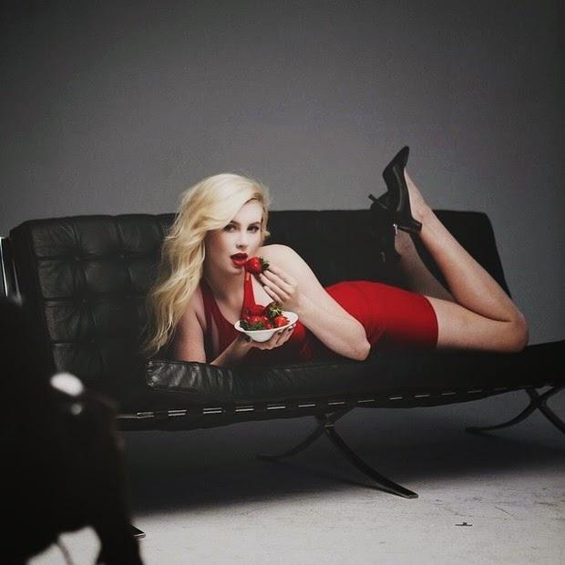 A modelo Ireland Baldwin será novo rosto da Rampage, que já teve Gisele Bündchen e Irina Shayk como musas