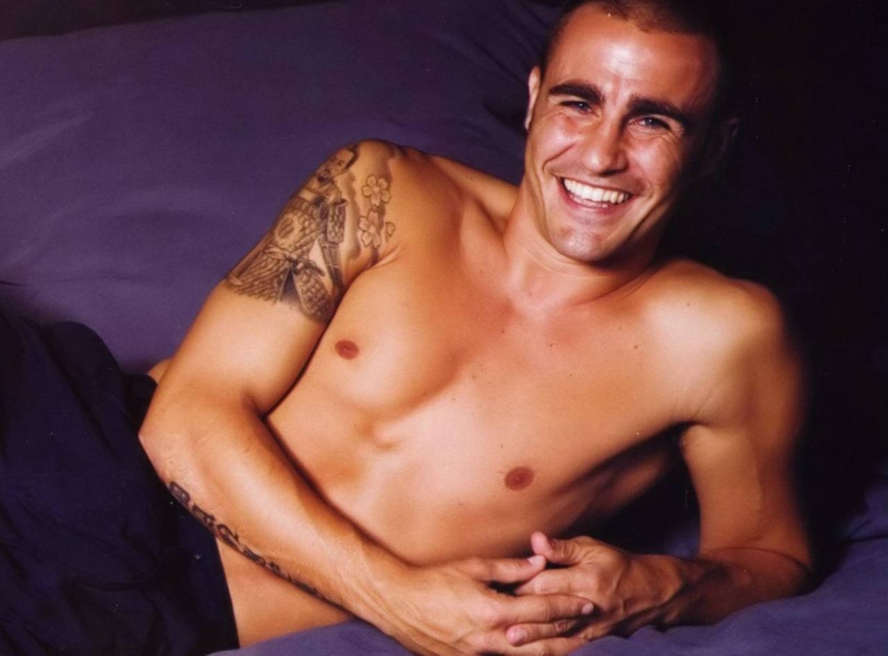 Fabio Cannavaro Tattoo
