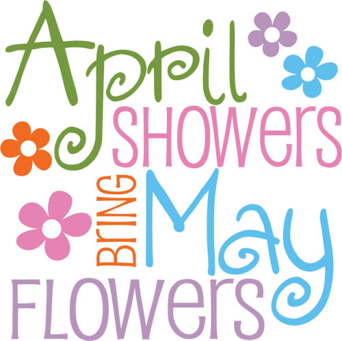 April Showers Quotes. QuotesGram