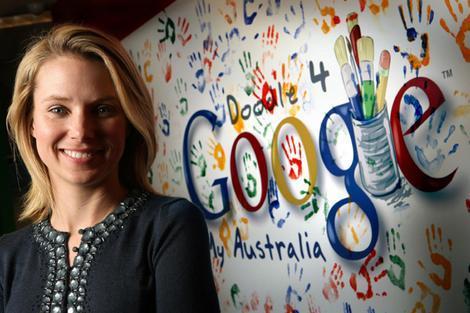 Marissa Mayer Named Chief Executive of Yahoo » Gossip | Marissa Mayer