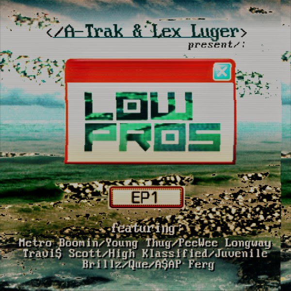 Low Pros - EP1 Cover