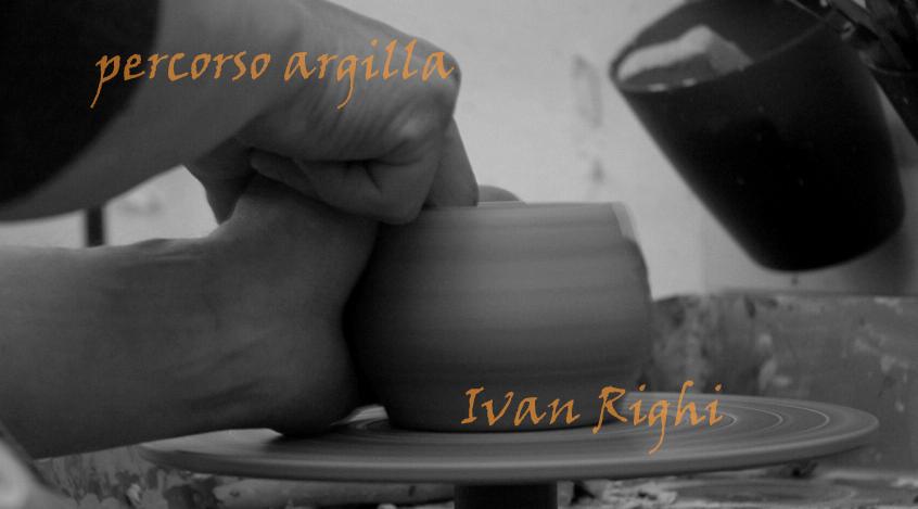 Percorso argilla - Ivan Righi