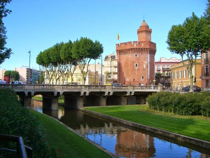 Le Castellet in Perpignan
