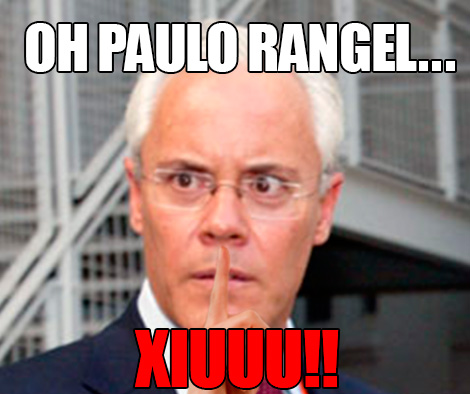Miguel Miguel - Oh Paulo Rangel... xiuuu!!