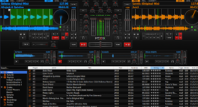 mixxx110  Mixxx 1.10.1 (Alternativa libre a Tracktor) disponible