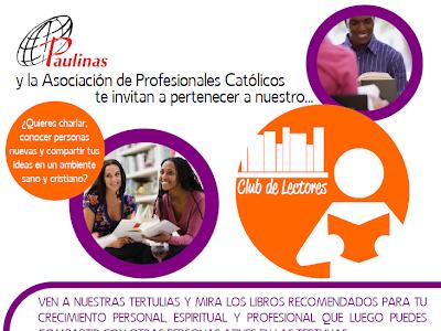 Club de Lectores y Tertulias en Paulinas...