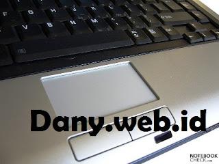 Touchpad Laptop Toshiba Tidak Berfungsi