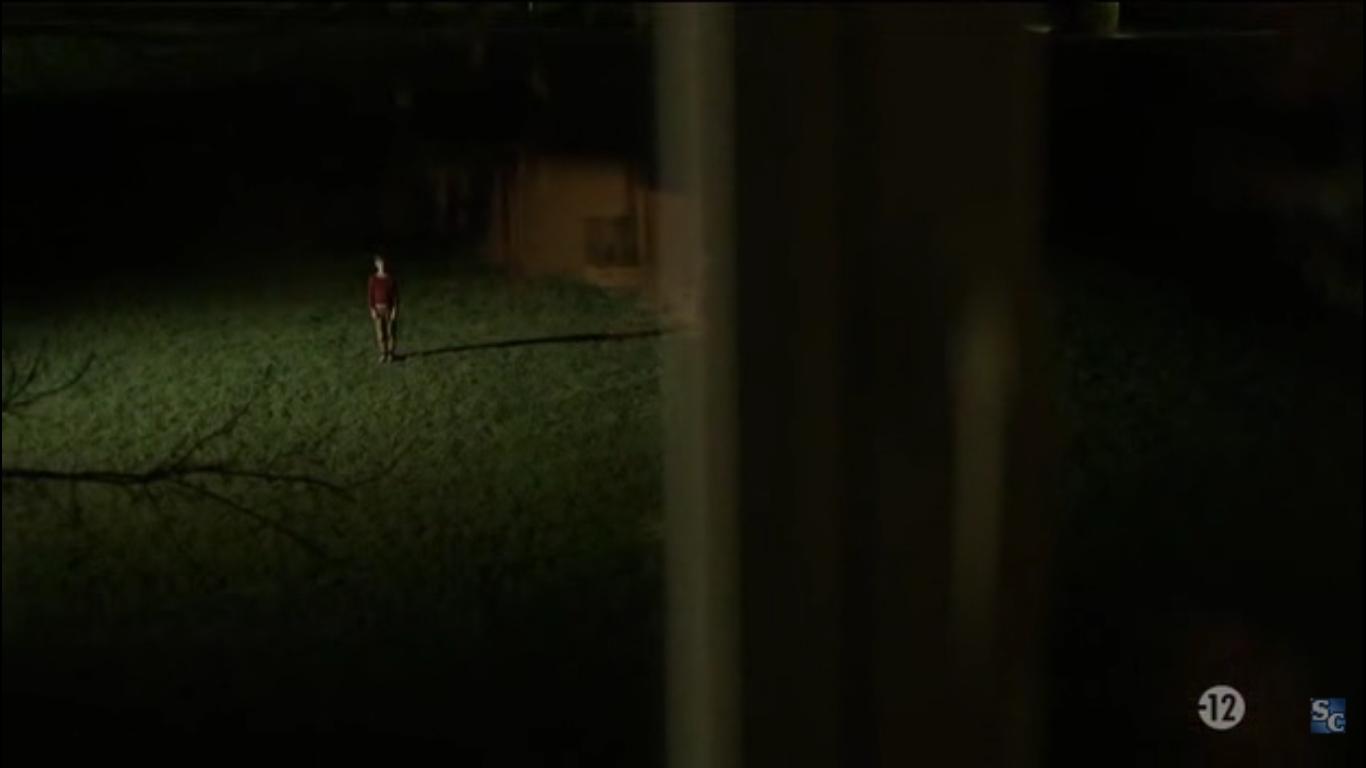 Escena del primer episodio de la serie francesa Les Revenants