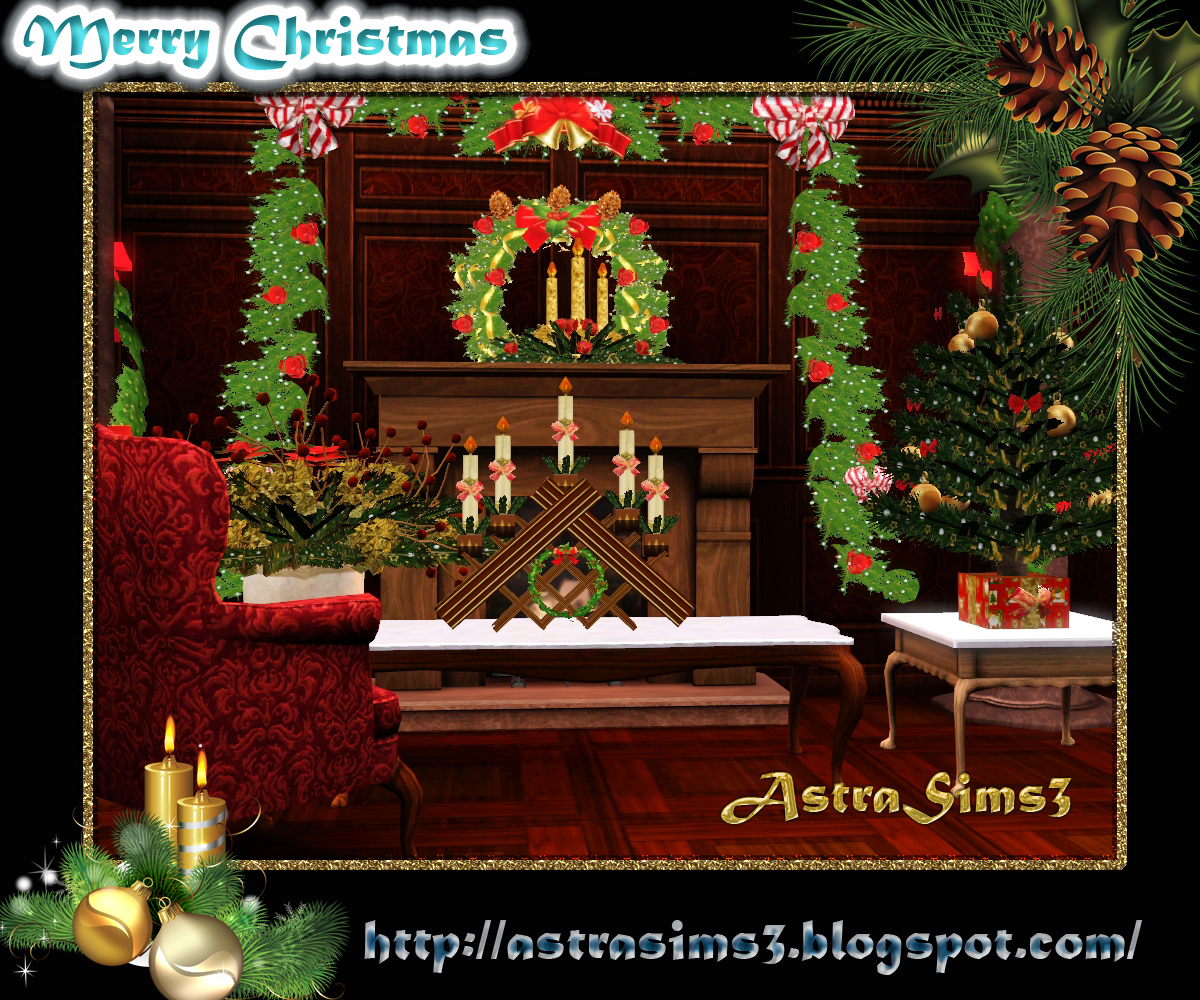 The sims 3 christmas objects download