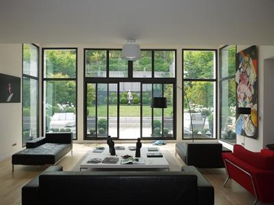 for Maison moderne 400m2