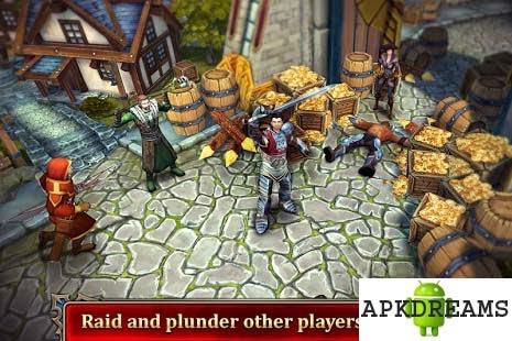 Dragon Warlords v1.6.0 Apk Gratis lscreenshot by http://www.jembercyber.blogspot.com