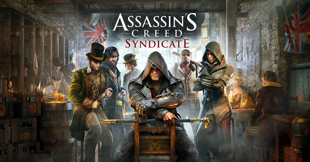 Assassin's Creed Syndicate Download Poster