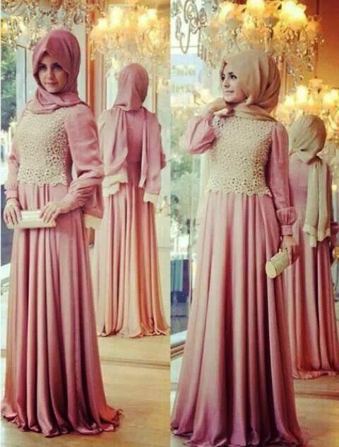Исламские платье