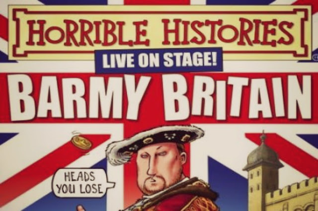 Camp Bestival Horrible Histories