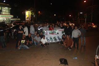 Kopdar bareng NOC Jakarta di Taman Menteng
